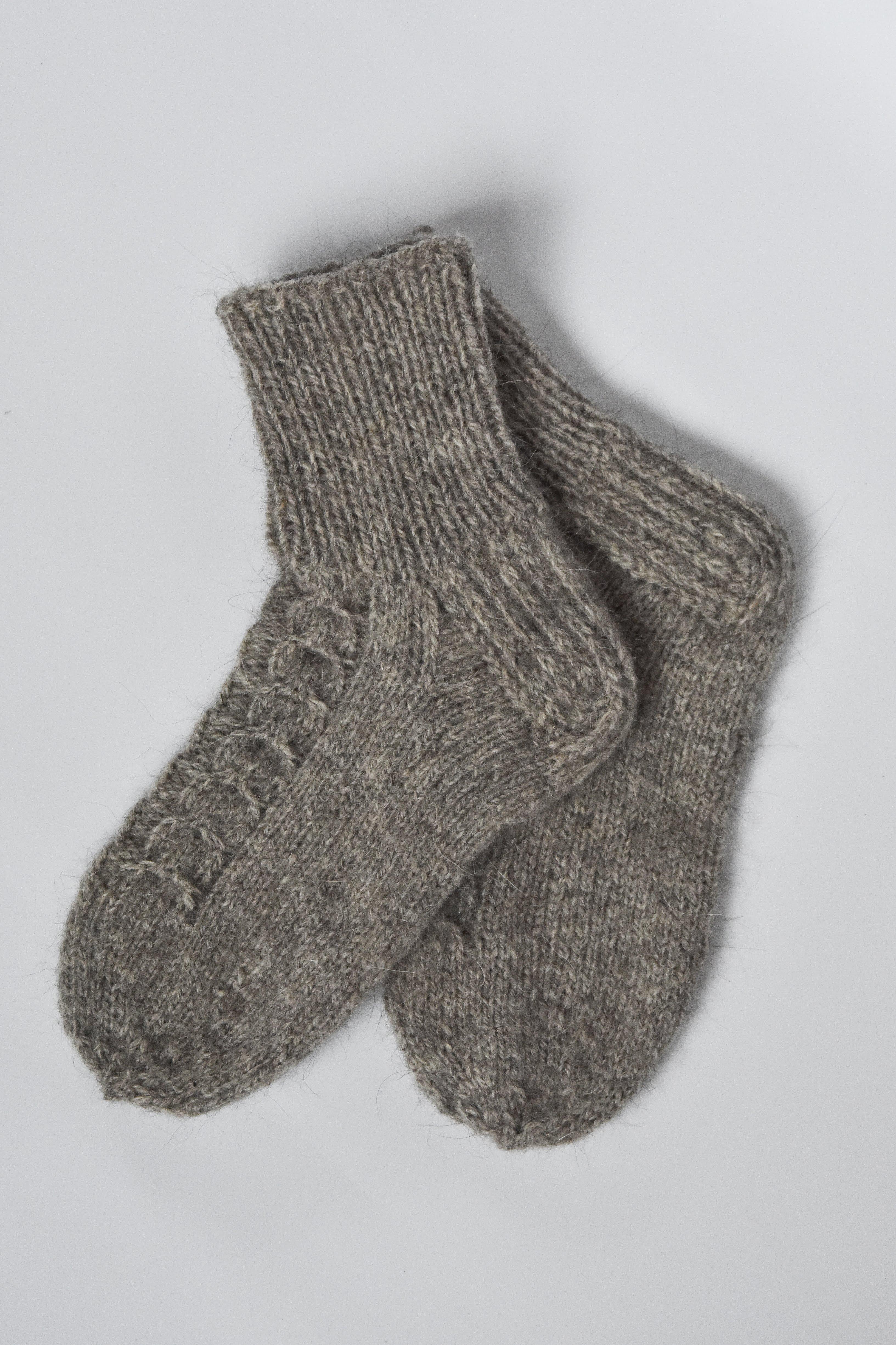 e14cf392856 Koeravillaga sooniksäärega naiste sokid, halli värvi, nr 37-38 ...